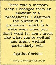 Inge S quote AChristie 2016
