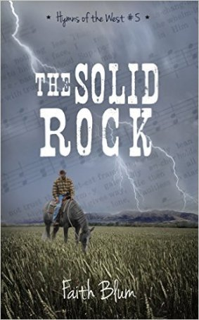 the solid rock Faith Blum cover pic