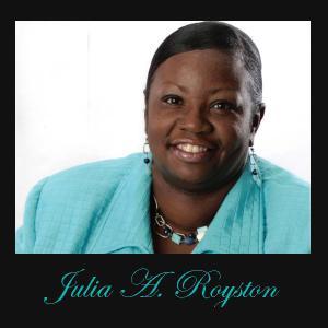 JuliaARoyston Author