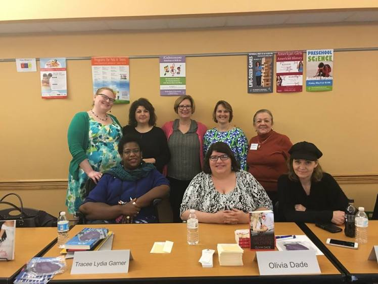 Westiminster Library 2016 author panel