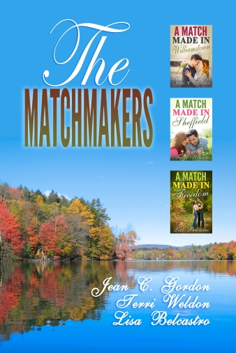 Paperback The Matchmakers.jpg