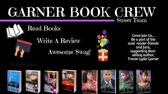 Garner Book crew header